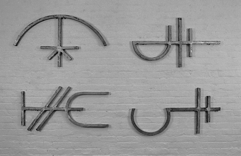 05_a_The_Symbols_1984_Misc_1980s_Sculpture_Gary_Kuehn